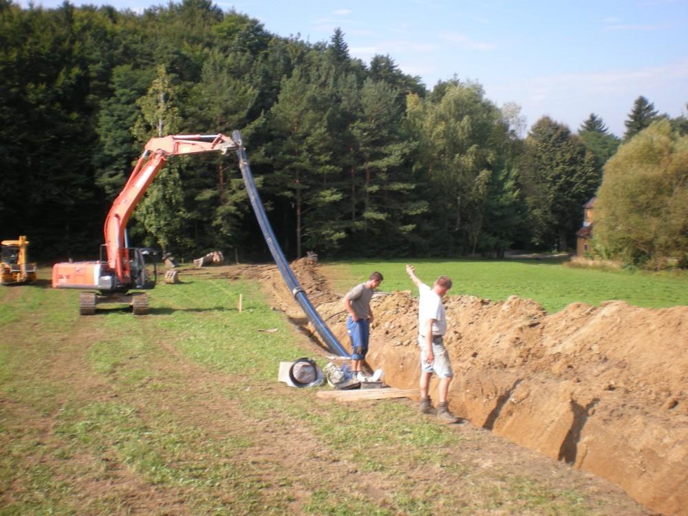 Transportleitung Süd-Oststeiermark – Wasserleitung