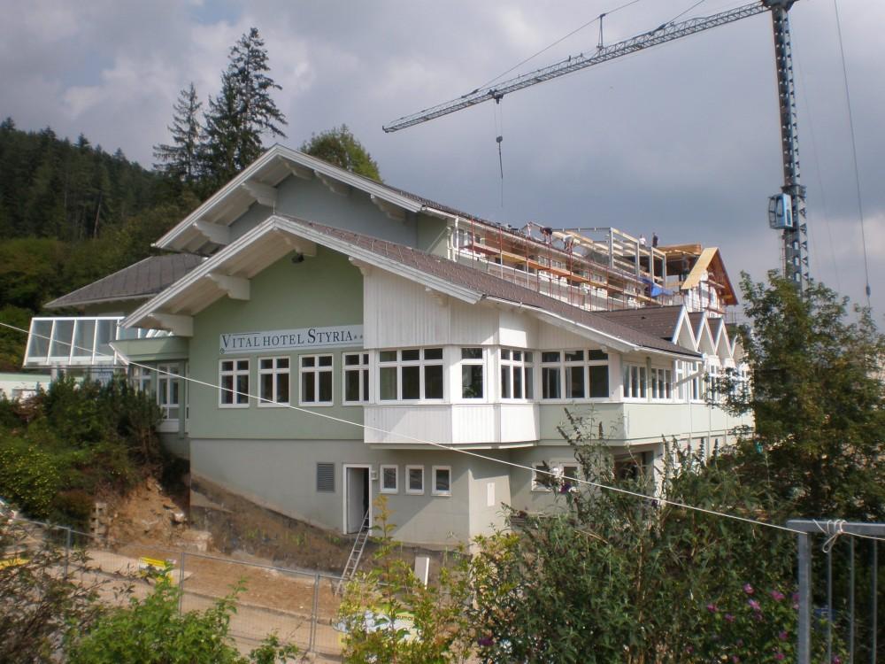 Vital Hotel Styria Fladnitz