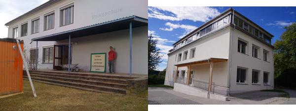 Umfassende Sanierung – Betreutes Wohnen Bad Blumau